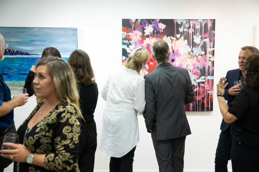 Art in the Part July 2021 Event